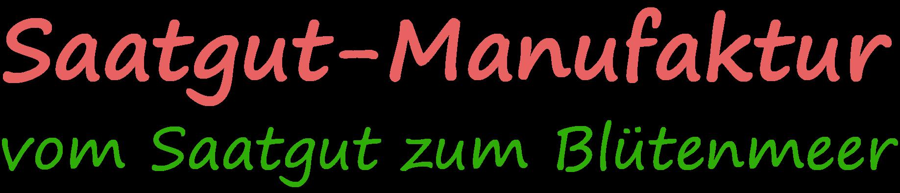 Saatgut-Manufaktur-Logo